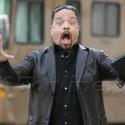 Ice T Goofs Around On The Set Of <em>Law And Order</em>