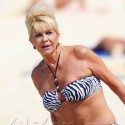 Ivana Trump Vacations In St. Barth With Her Boy Toy