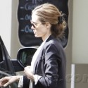 Angelina Jolie Goes Shopping With The Twins ... And Brad Pitt's Mom!