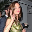 Rose McGowan And Company Party At The Chateau Marmont