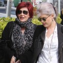 Kelly And Sharon Osbourne Shop On Rodeo Drive