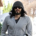 Russell Brand Perks Up in Beverly Hills