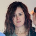 Rumer Willis Chats With Police At Her WeHo House