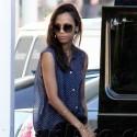 Zoe Saldana Fills Up Bradley Cooper's SUV