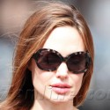 Angelina Jolie Shops For Junk Food With The Kids