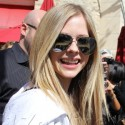 Avril Lavigne Brings The F-Word To The Grove