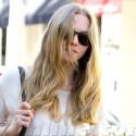 Amanda Seyfried Strolls Through Beverly Hills Solo