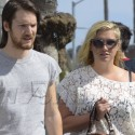 Kesha Hangs Out In Venice With Her Boyfriend