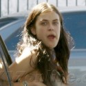 Tallulah Willis Gets Gas In LA