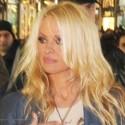 Pamela Anderson Shops In Turkey