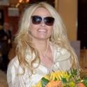 Pamela Anderson Lands In Austria
