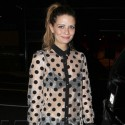 Mischa Barton Glams Up For Dinner With Her Mom