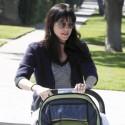 Selma Blair Goes On A Stroll With Son Arthur