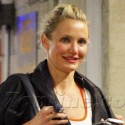 Cameron Diaz Hits The Gym Wearing A Full Face Of Makeup
