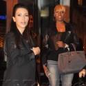 Kim Kardashian And Nene Leakes Hang Out In Atlanta