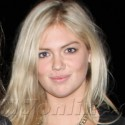 Kate Upton Parties In Hollywood