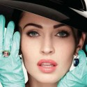 Megan Fox Strikes A Pose In The French Magazine <em>Jalouse</em>