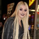 Taylor Momsen Steps Out To Support Avril Lavigne's Clothing Launch