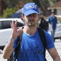 Shia LaBeouf Gets Down To Business In The Valley