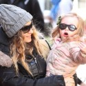 Sarah Jessica Parker Strolls Home From School With The Twins