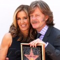 William H. Macy And Wife Felicity Huffman Get Stars On Hollywood Walk Of Fame