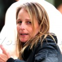 Helen Hunt Ditches The Makeup In Brentwood