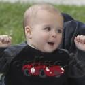 Selma Blair Takes Baby To The Park
