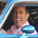 Jerry Seinfeld Cruises In Rare Dodge Challenger