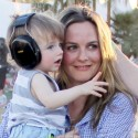 Alicia Silverstone Takes Her Baby Son To Coachella