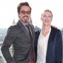 The Avengers Cast Attend Photocall In Russia