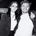 Kristen Stewart And Her <em>On The Road</em> Co-Star Garrett Hedlund Pose For <em>Jalouse</em>
