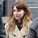 Rooney Mara Rocks Longer Locks On Set
