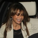 Paula Adbul And Her New Man Step Out In Beverly Hills