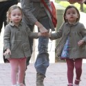Sarah Jessica Parker Spends Quality Time With The Twins