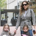 Sarah Jessica Parker Hangs With The Twins In NYC