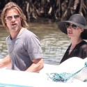 Angelina Jolie And Brad Pitt Are Back In The Galapagos