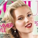 Scarlett Johansson Covers <em>Vogue</em> Magazine