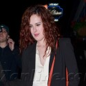 Rumer Willis Does Dinner In West Hollywood