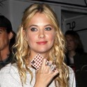 Ashley Benson Parties At Chateau Marmont