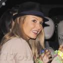 Celebrities Flock To Coldplay Concert