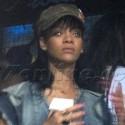 Rihanna Parties Hard