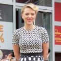 Scarlett Johansson Receives Her Star On The Walk Of Fame