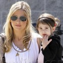 Pregnant Sarah Michelle Gellar Spends Time With Daughter Charlotte