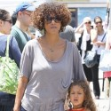 Halle Berry Hangs Out With Nahla And Olivier Martinez On Mother's Day