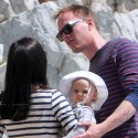 Jennifer Connelly And Hubby Relax In France With New Baby Daughter