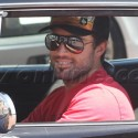 Brody Jenner Cruises Around Malibu Colony In His Fancy Car