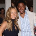 Mariah And Nick Attend Project Canvas Benefit