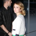 Emma Roberts Looks Fashionable In New York City