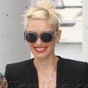 Gwen Stefani Wears Stilletos To The Beach