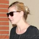 Kirsten Dunst And Garrett Hedlund Spend Time In Beverly Hills